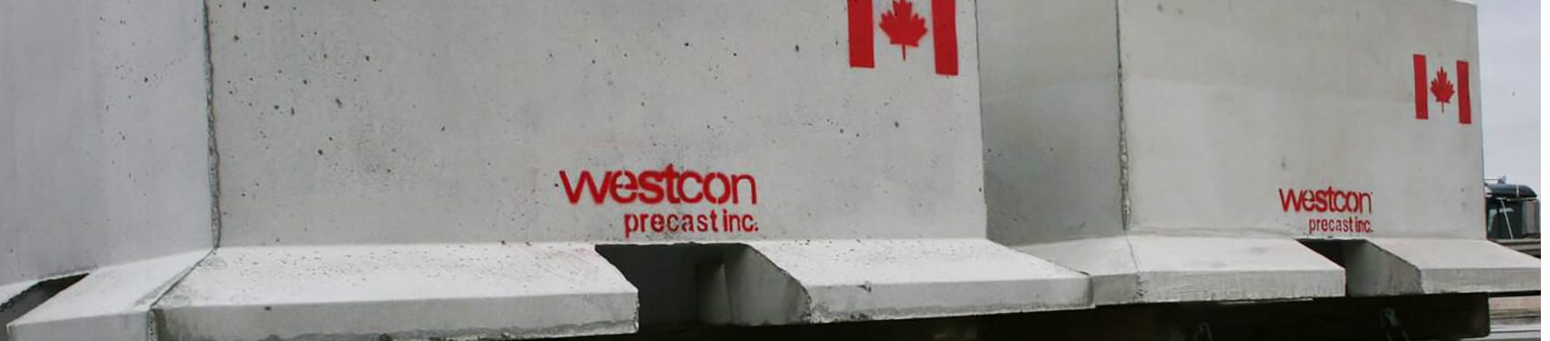 Precast Concrete Vaults | Westcon Precast Alberta